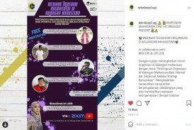 Poster Webinar Talkshow Organisasi di Kalangan Mahasiswa-min