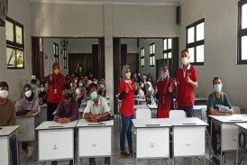 Kunjungan ke SMKN 4 Tangerang Selatan 2021